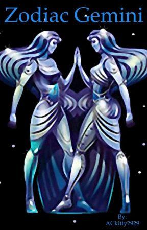 Zodiac Gemini by AceHeartSingz