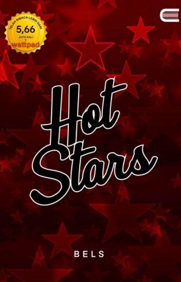 HOT STARS [PROSES PENERBITAN]