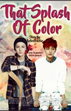[Trad] That Splash Of Color // TaoHun by little-peach