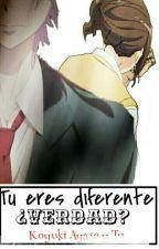 ⭐Tu Eres Diferente, ¿Verdad?⭐ Koyuki Ayase Y tú by -NatsukiWalker