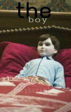 • The Boy • by serranistaa07