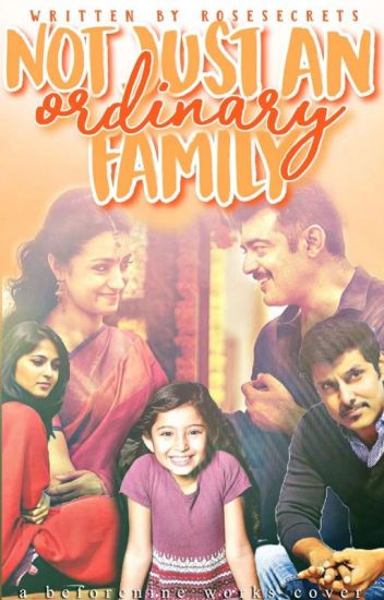 Not Just An Ordinary Family