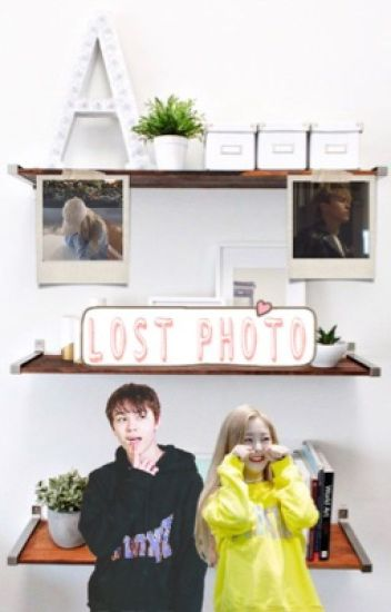 Lost Photo {Seventeen FanFic}