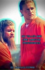 Jax Teller And Opie Winston Preferences by Marvelite1998