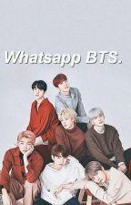 WhatsApp BTS by hosexkyj