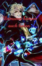 Dämonen können auch lieben by Annalena_Zmr