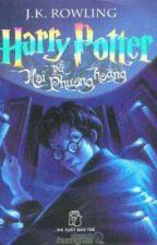 HARRY POTTER VÀ HỘI PHƯỢNG HOÀNG -  J . K . Rowling by vyvytran908