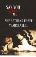 Say You Love Me (Phantom of the Opera Fanfiction) by the_fantasy_writer