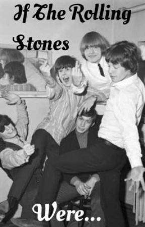 If The Rolling Stones Were... by shanardo13