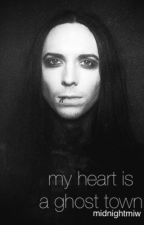 My Heart Is A Ghost Town | Ricky Horror [C] by horrorxchild