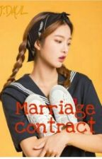 Marriage Contract by caratwonwoo