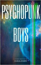 PSYCHOPUNK  by ImmaterialBoy