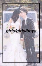 girls/girls/boys - brendon urie by horrordisco