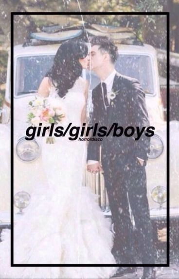 girls/girls/boys - brendon urie