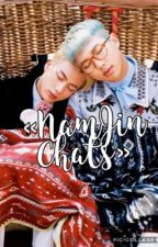 «NamJin Chats» by SoonYooungThingsu