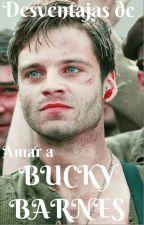 Desventajas De Ser Una Fan De Bucky by Miss_Marvel_Lover