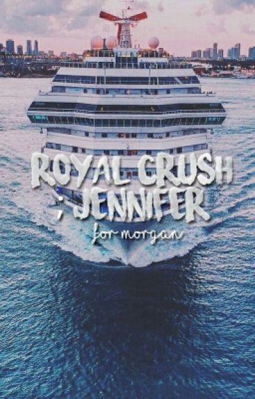 Royal Crush ♡ b.r.r (on hold)