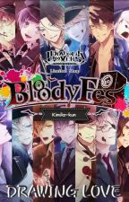 DRAW L♡VE ~Diabolik Lovers Bloody Fes~ by Kimiko_Kirisame