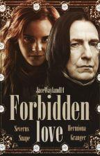 Secret - Severus Snape & Hermiona Granger (Sevmione) by JaceWayland14