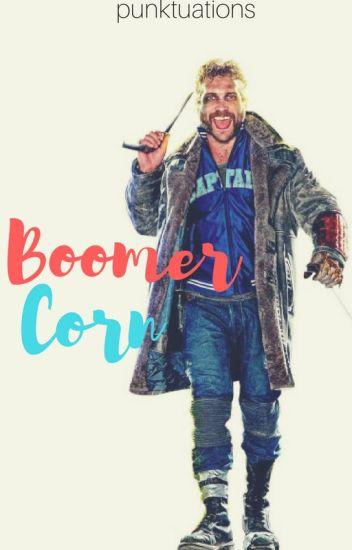 Boomer Corn  » Cap'n Boomerang