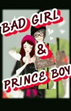 Bad Girl & Prince Boy by Douber