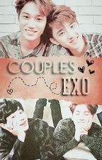♡ Couples EXO♡ by MaryJBWang