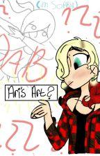 Ari's [Cringey] Art by EdgeLordAri