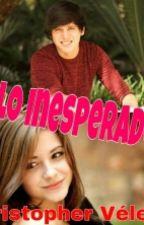 """Lo Inesperado"" Christopher Vélez by xobellaaaa"