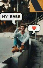 My Boyfriend[C.D.] by rebicser01