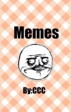 Memes by Crazycatcrafter