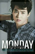 Monday || junmyeon by desmadres