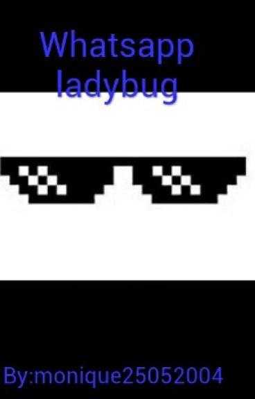Whatsapp Miraculos Ladybug
