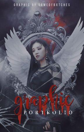 graphic portfolio by gameofbxtches