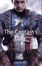 The Captain's Love {3rd Book} {Captain America Fanfiction} by ciaras97