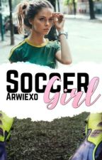 Soccer Girl by Arwiexo