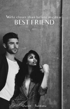 """""""We're closer than before my dear best-friend?"""" by Queen_Saldana"""