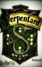 Une Weasley à Serpentard  by megoune25