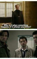 Supernatural // Harry Potter  by holyjesustits