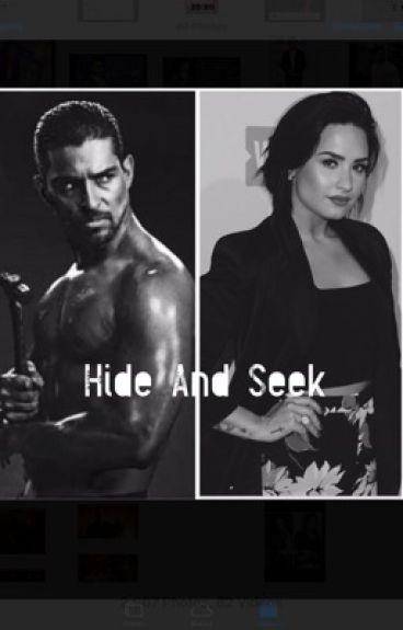 Hide And Seek. (Demi Lovato & Wilmer Valderrama)