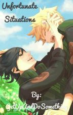 Unfortunate Situations: SasuNaru by GetUpAndDoSomething