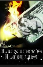 Luxury's louis ( De  Fer_tommo) Larry stylinson  by fakels