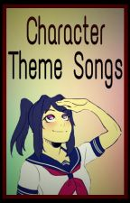Character Theme Songs by Budo_Masuta