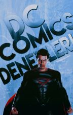 Dc Comics Deneyleri by TatsuYamashiro