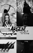 Sweet Argent • Teen Wolf by badgirlcabeyo