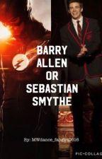 Barry Allen or Sebastian Smythe by MWdance_fangirl0616