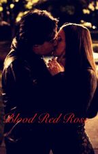 Blood Red Rose by thevampqueen990