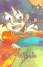 Dragon Ball Z x Reader Oneshots by sunfIower-kid