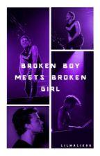 Broken Boy Meets Broken Girl by lilmalik98