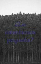 ¿Lo Intentamos Pequeña? by CitlaTorres