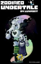 ♉Zodiaco Undertale ♏ by luna95t